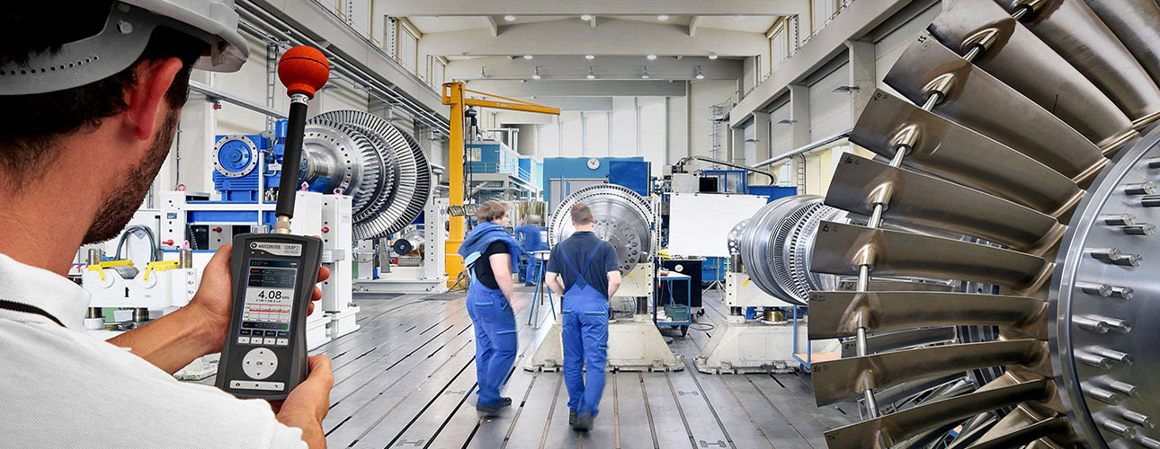 Industrielle Strahlung