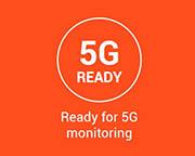 מוכן לרשתות סלולריות 5 גרם
