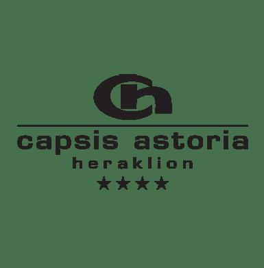 תעודת מלון Capsis Astoria ללא קרינה