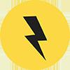 elektrische Felder - Hochspannungsstrahlung
