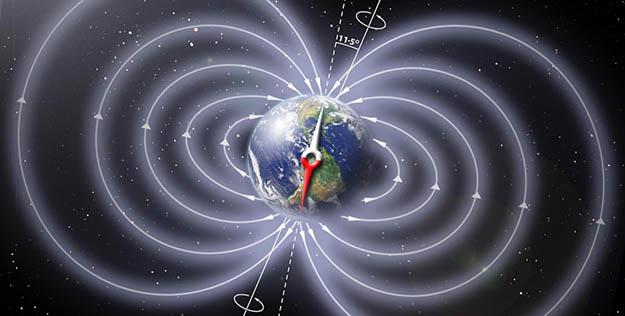Earth's Geomagnetic field