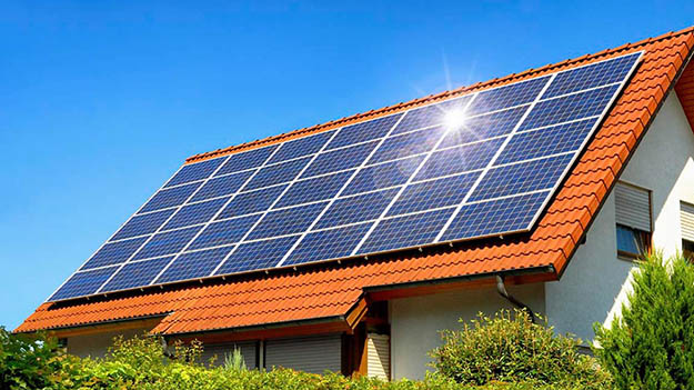 photovoltaic home panels