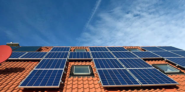photovoltaic house panels
