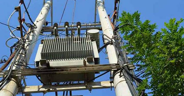 radiation form electricity transformers & substations