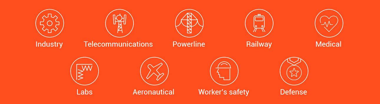 Strahlungsmessdienste