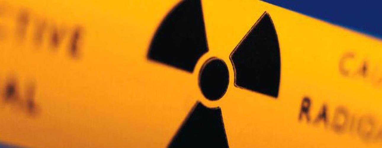 radioactive radiation
