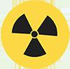 Radioaktivitätsstrahlung
