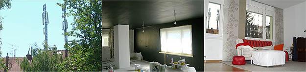 electromagnetic radiation - walls' shielding paint