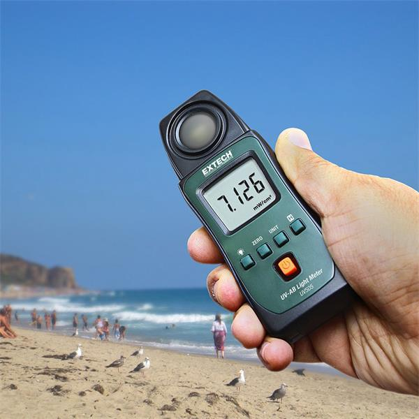 ultraviolet radiation - measurement devices