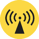 WLAN-Router Strahlung