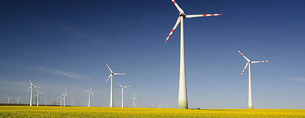 Wind Turbines EMF radiations