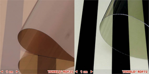 electromagnetic radiation shielding - protective Film Yshield