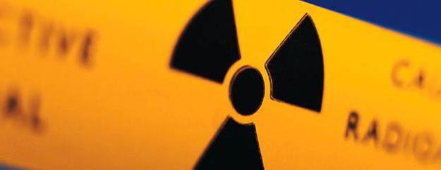 rayonnement de gaz radon